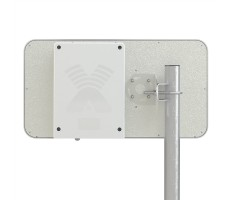 Антенна WiFi AX-2418P MIMO 2x2 BOX (Панельная, 2 x 18 дБ) фото 3
