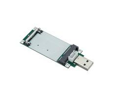 Переходник для модемов miniPCIe — USB фото 1
