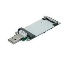 Переходник для модемов miniPCIe — USB фото 2