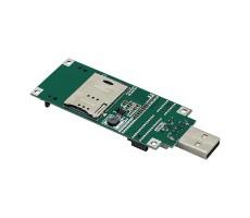 Переходник для модемов miniPCIe — USB фото 3