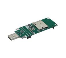 Переходник для модемов miniPCIe — USB фото 4