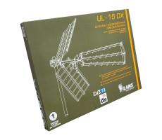 Антенна ДМВ (DVB-T, DVB-T2) Lans UL-15 DX (Пассивная, 15 дБ) фото 4