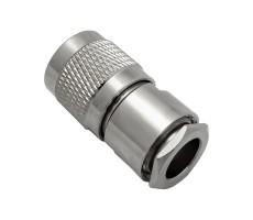Разъём T-112/5D (TNC-male, прижимной, на кабель 5D) фото 3