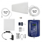 Комплект усиления сотовой связи Titan-900/1800 PRO (LED)