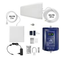 Комплект усиления сотовой связи Titan-900/1800 PRO (LED) фото 1
