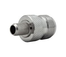 Разъём N-211/5D (N-female, обжимной, на кабель 5D) фото 4