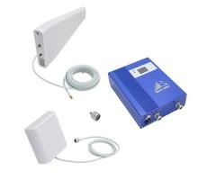 Комплект Baltic Signal для усиления GSM/LTE 1800, 3G и 4G (до 300 м2) фото 1