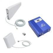 Комплект репитера BS-GSM/DCS/3G-70 SMART для усиления 900, 1800 и 3G (до 300 м2)