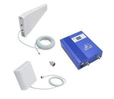 Комплект репитера BS-GSM/DCS/3G-70 SMART для усиления 900, 1800 и 3G (до 300 м2) фото 1