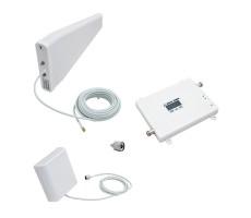 Репитер сотовой связи GSM и интернета LTE (комплект до 150 м2) фото 1