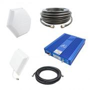 Комплект усилителя BS-GSM/DCS-80 PRO для усиления GSM/UMTS900 и GSM/LTE1800 (до 1500 м2)