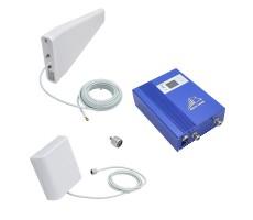 Комплект усилителя сотовой связи BS-3G-70 SMART (до 300 м2) фото 1