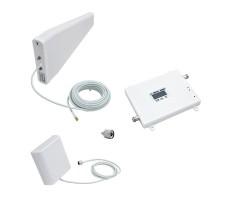 Усилитель мобильной связи GSM и интернета 3G (до 150 м2) фото 1