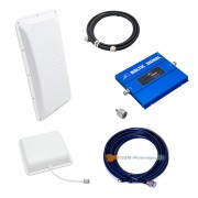 Усилитель сотовой связи Baltic Signal BS-3G-75-PRO-kit (до 500 м2)