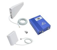 Усилитель сотовой связи BS-GSM/3G/4G-70 SMART с комплектом антенн фото 1