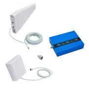 Комплект репитера на дачу BS-GSM/DCS/3G-70 для усиления 2G, 3G и 4G (до 300 м2)