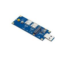 Переходник для модемов M.2 — USB фото 1