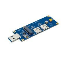 Переходник для модемов M.2 — USB фото 2