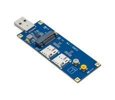 Переходник для модемов M.2 — USB фото 3