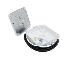Антенна 3G/4G PETRA-9 MIMO 4x4 UniBox-2 (Панельная, 4 x 8,5–10 дБ, USB 10 м.) фото 2