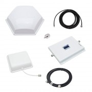 Комплект Baltic Signal для усиления GSM, DCS, 3G, 4G (до 200 м2)