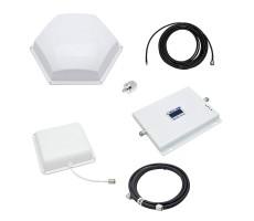 Комплект Baltic Signal для усиления GSM, DCS, 3G, 4G (до 200 м2) фото 1