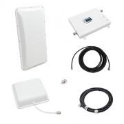 Репитер 3G/4G-сигнала для дачи (до 200 м2)