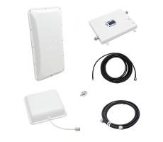 Репитер 3G/4G-сигнала для дачи (до 200 м2) фото 1