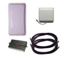 Комплект Baltic Signal BS-DCS-75-kit для усиления GSM 1800 (до 400 м2) фото 1