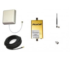 Комплект Picocell для усиления GSM (100м2) фото 1