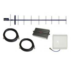 Комплект Baltic Signal для усиления GSM (200м2) в загородном доме фото 1
