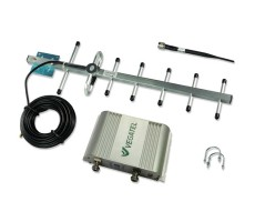 Комплект Vegatel VT1-900E-kit для усиления GSM 900 (до 200 м2) фото 1