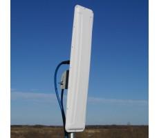 Антенна WiFi AX-2417PS60 MIMO (Секторная, 2 х 17 дБ) фото 5