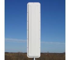 Антенна WiFi AX-2417PS60 MIMO (Секторная, 2 х 17 дБ) фото 4