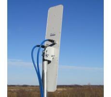 Антенна WiFi AX-2417PS60 MIMO (Секторная, 2 х 17 дБ) фото 7