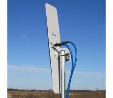 Антенна WiFi AX-2417PS60 MIMO (Секторная, 2 х 17 дБ) фото 8