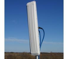 Антенна WiFi AX-2417PS60 MIMO (Секторная, 2 х 17 дБ) фото 11