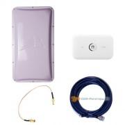 Комплект 3G/4G Дача-Стандарт (мобильный Роутер 3G/4G с антенной 3G/4G 17 дБ)