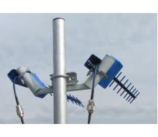 Кронштейн антенный KM-2 MIMO на мачту фото 3
