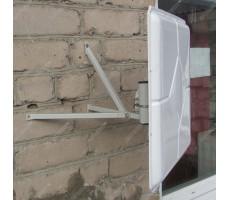 Кронштейн стеновой для крепления антенн KSU-240 фото 3