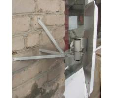 Кронштейн стеновой для крепления антенн KSU-240 фото 4