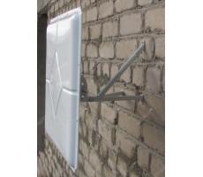 Кронштейн стеновой для крепления антенн KSU-240 фото 8