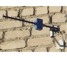 Кронштейн стеновой для крепления антенн KS-240 фото 7
