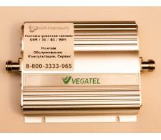 Бустер VEGATEL VTL20-900E (20 дБ, 100 мВт) фото 2