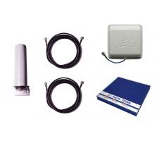 Комплект Baltic Signal для усиления GSM и 3G (16 км) фото 1