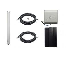Комплект Baltic Signal для усиления GSM и 3G (24 км) фото 1