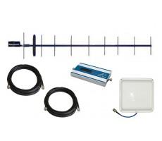 Комплект Baltic Signal для усиления GSM (200м2) на даче фото 1