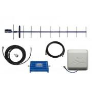 Комплект Baltic Signal для усиления GSM (100м2) в загородном доме