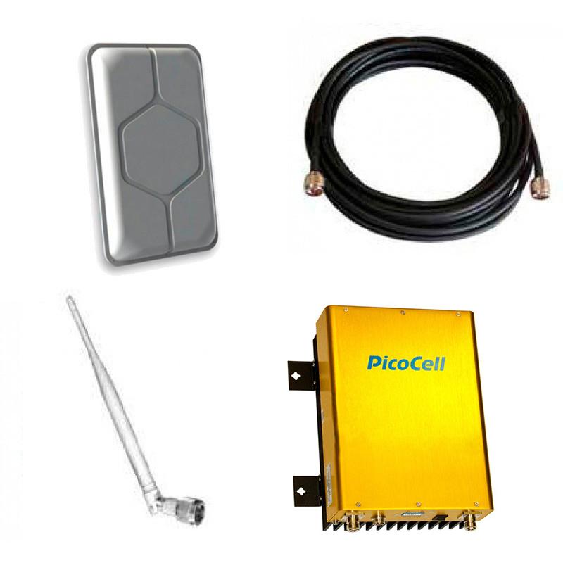 Комплект Picocell 2500 SXA для усиления 4G (до 300 м2) Комплект Picocell 2500 SXA для усиления 4G (до 300 м2)