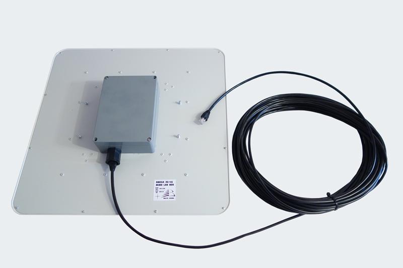 Внешний 3G/4G-клиент OMEGA 3G/4G MIMO LAN BOX